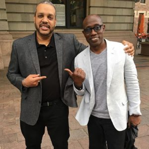 Wesley Snipes & Ray Norman Publish an Original Work of Fiction: TALON OF GOD