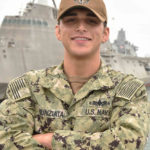 Long Island Native Serves in Navy Hunting Mines in the Pacific