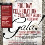 LIAACC's 2018 Holiday Celebration & Scholarship Awards Ceremony Gala - December 6, 2018