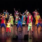 Soweto Gospel Choir Tours the Bronx