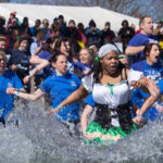 Special Olympics New York Ready to Take the Plunge