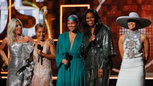Surprise Guests Help Alicia Keys Open the 2019 Grammys
