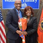 Legislator Kevan M. Abrahams Honors Lynnette Carr-Hicks During 21st Annual Women's History Trailblazer Awards Ceremony