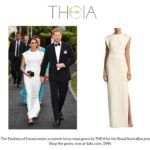 Shop Meghan Markle's THEIA Gown!!