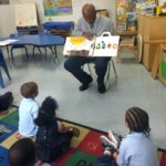 "Legislator Kevan Abrahams Celebrates ""Week of the Young Child"" at the Uniondale Early Childhood Center"