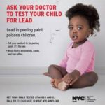 Childhood Lead Exposure Has Fallen 11% Compared to 2017