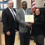 NY District of the U.S. SBA Visits 2019 Small Business Champion on Long Island