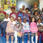 Local Businesses Donate School Supplies