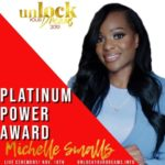 Queen of Harlem Michelle Smalls Set To Receive The Platinum Power Award At Unlock Your Dreams Conference, Expo and Awards Gala