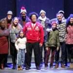 """A Christmas Carol in Harlem"" - Newly Designed Show from Classical Theatre of Harlem"