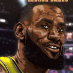 Basketball Icon Lebron James Gets the Comic Book Treatment