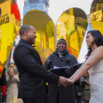Renew Your Vows at the Crossroads of the World on Valentine's Day
