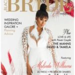 Actress Malinda Williams & Husband Featured in Black Bride Magazine