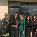 LI  Links,Inc. Attends  'Dress For Success' Grand Opening