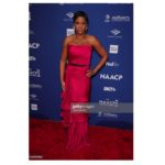 Tamron Hall in FLOR ET.AL at the NAACP Image Awards Dinner