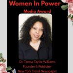 Dr. Teresa Taylor Williams To Be Honored