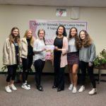 Grant to Adelphi Breast Cancer Program from Manhasset Junior Coalition