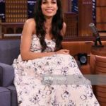 Rosario Dawson in AMUR on The Tonight Show