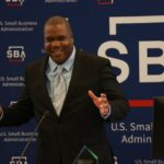 Long Island African American Chamber of Commerce, Inc. President/New York District Office of US SBA Champion Featured On Beyond Focus Media TV Show