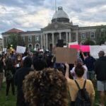 Peaceful Protests Take Place on Long Island