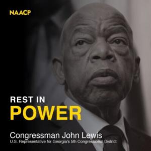 John Lewis Dies, Age 80