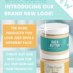 "Natural Hair and Body Company ButterMEssentials Unveils New Online Look And ""You Deserve To Be Buttered"" Campaign"