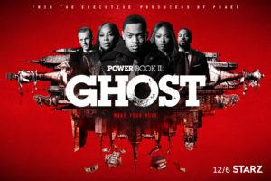 """POWER BOOK II: GHOST"" To Return 12/6 - [WATCH TRAILER]"