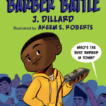 J.D. And the Great Barber Battle -- A Fun And Funny New Chapter Book Series