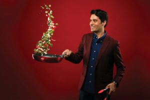 Geffen Playhouse's Premiere Of 'Bollywood Kitchen,' A Virtual Cooking Experience