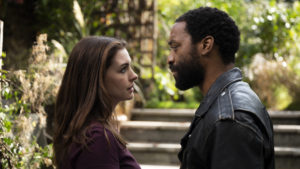 Academy Award Nominee  Chiwetel Ejiofor And Academy Award Winner Anne Hathaway Team Up For HBO Max's New Original Feature Film 'Locked Down'