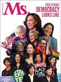 A New Era For Women's Equality: Ms. Magazine Reports O The Cabinet That Looks Like America