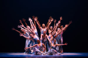 Ailey All Access Presents Broadcast Of Alvin Ailey's Classic Blues Suite To Commemorate The Company's Anniversary On Tuesday, March 30