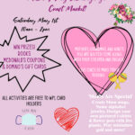 Wyandanch Public Library Presents Mother's Day Extravaganza Craft Market, May 1st
