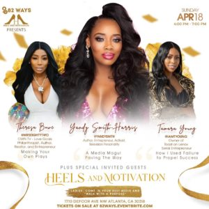 Women's Empowerment Extravaganza, Hosted By Yandy Smith, Theresa Bowe And Others