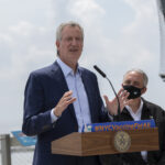 Mayor Bill de Blasio, Councilmember Treyger, Community Leaders Visit New York Aquarium – The City's Latest Pop-Up Vaccination Site