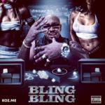 """International Sensation Koz.Me Drops New Hit, """"Bling Bling"""""""