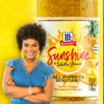 Vegan TikTok Star Tabitha Brown Releases The McCormick Sunshine All Purpose Seasoning