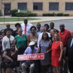 County Executive Curran, Minority Leader Abrahams And Legislator Mulé Celebrate Legacy of Beloved Freeport Educator Ernest J. Kight, Jr. At Road Renaming Ceremony